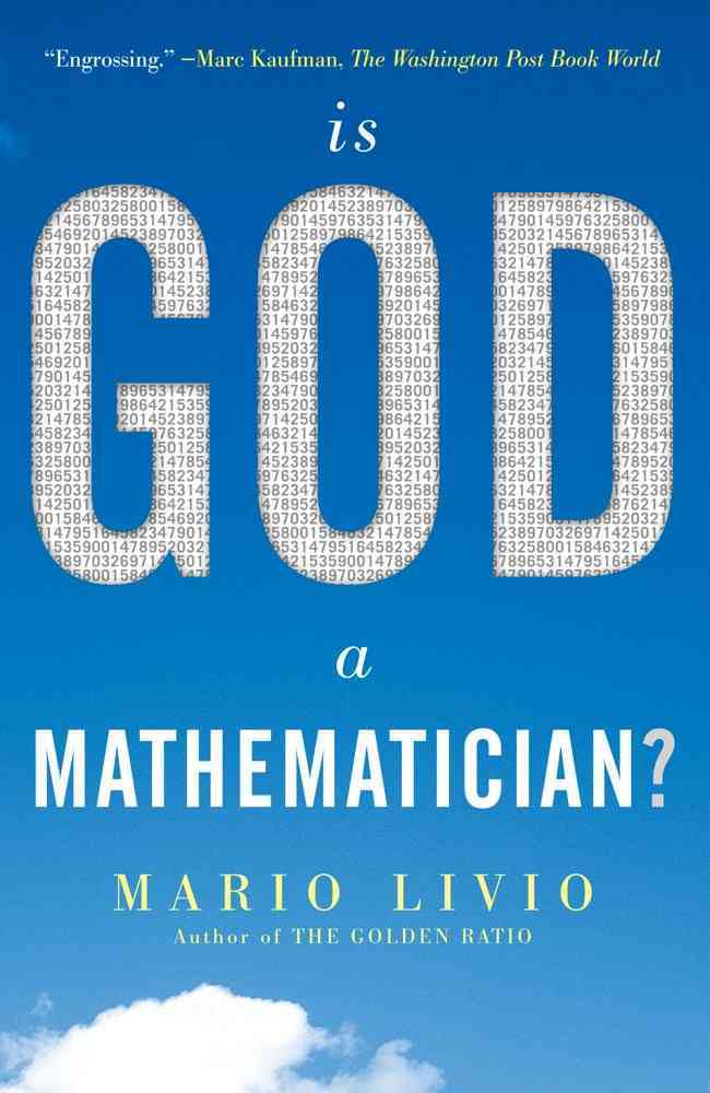 Is God a Mathematician? By Livio, Mario