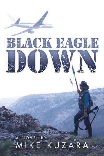 Black Eagle Down By Kuzara, Mike